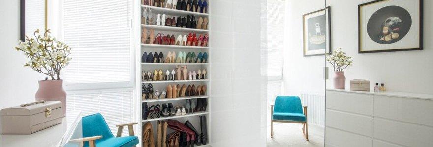 Meubles pour le rangement de vos chaussures