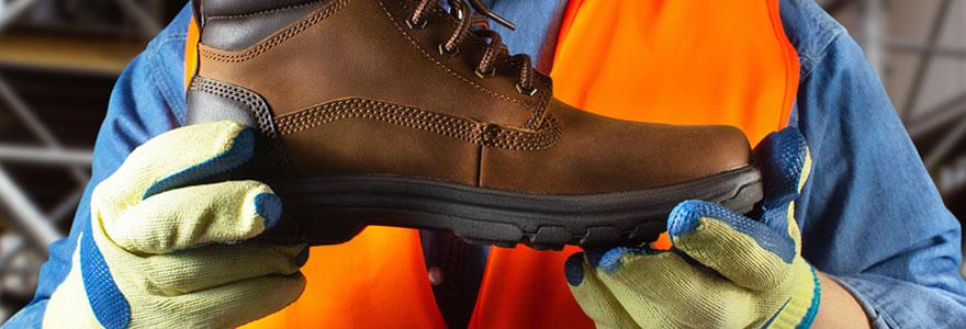 Chaussures et tenues de travail