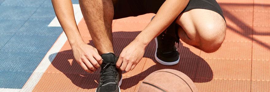baskets hommes