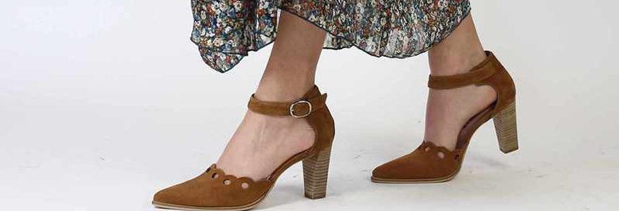 paire d'escarpins