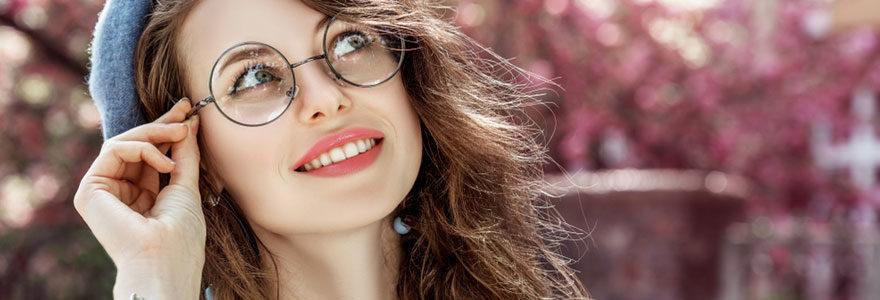 Choisir sa paire de lunettes